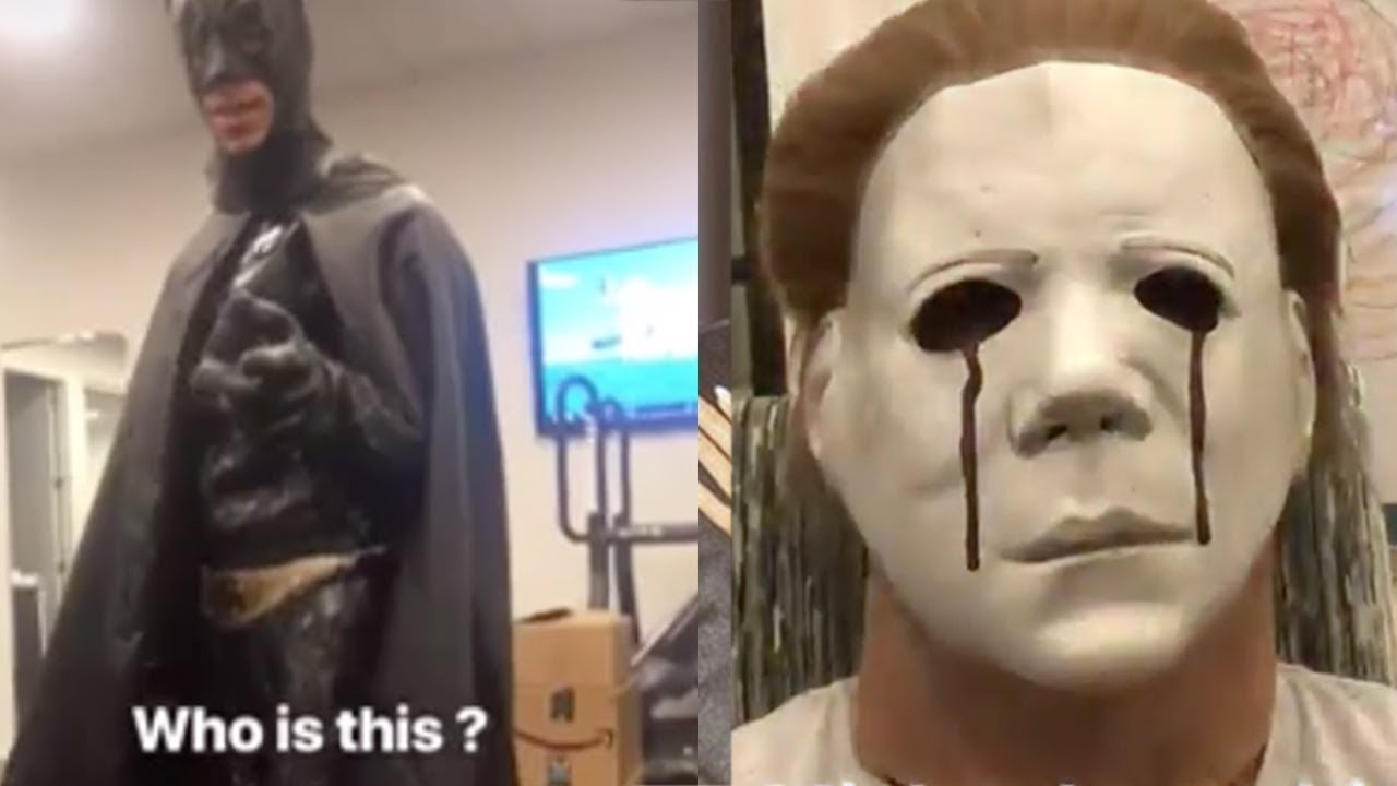 The BEST NBA Halloween Costumes From LeBron James, Lonzo Ball \u0026 More!