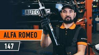 Manuale tecnico d'officina ALFA ROMEO 147