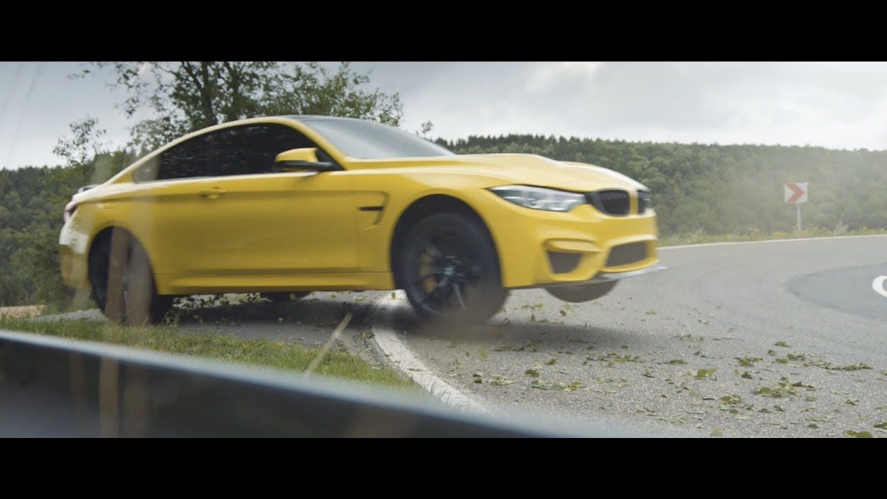 Escaping The Ring With The Bmw M4 Cs And Pennzoil Synthetics Official