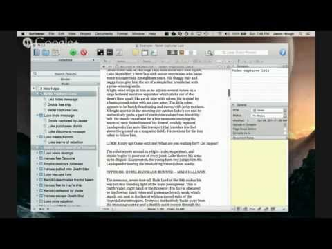 Scrivener Bootcamp