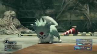 Final Fantasy VII Remake-Pre-Order & Deluxe Summons Gameplay (Carbuncle,Cactuar & Chocobo Chick)-FF7