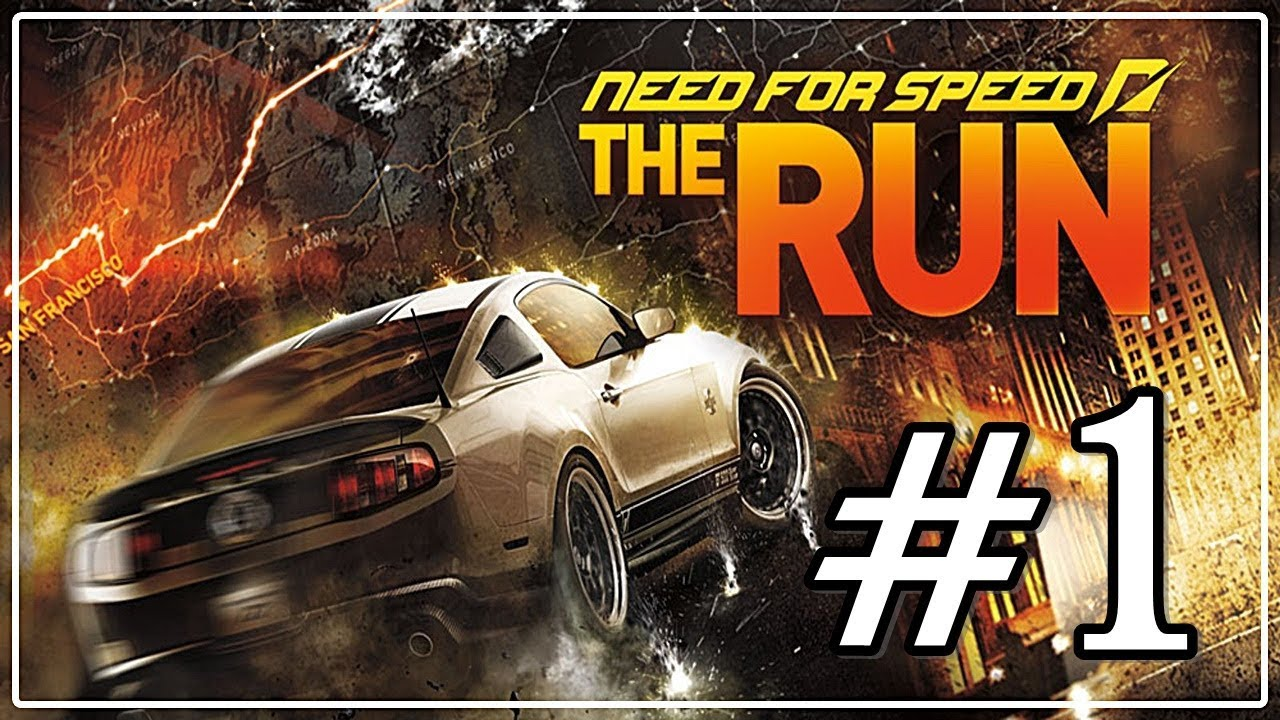 Need for Speed The Run - Parte 1 - Modo História - O Inicio da Corrida