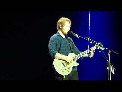 Ed Sheeran - I Will Always Love You (Tallinn 17.2.2015)
