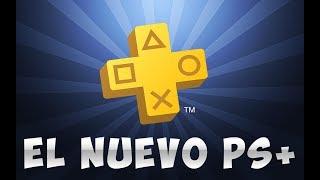 El NUEVO PlayStation PLUS
