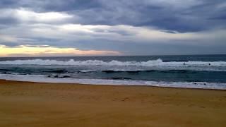 St girons plage novembre 2013 température 20