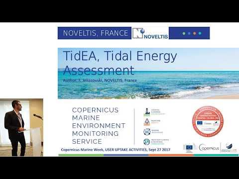TidEA, Tidal Energy Assessment