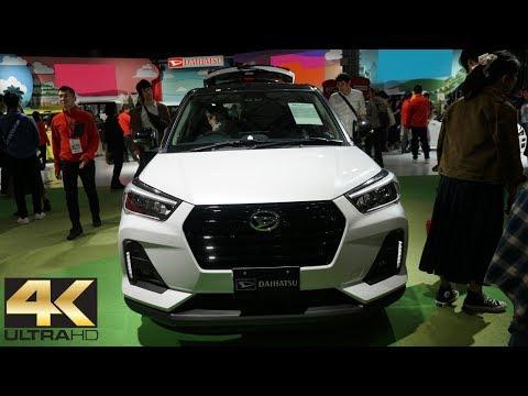 New 2020 DAIHATSU ROCKY  - Daihatsu Rocky 2020 - 新型ダイハツ ロッキー 2020年モデル
