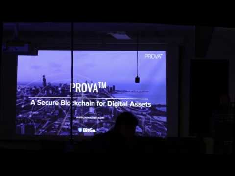 Prova: A Secure Blockchain for Digital Assets