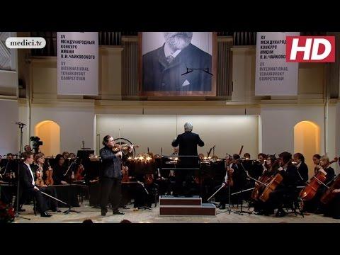 #TCH15 - Violin Final Round: Pavel Milyukov
