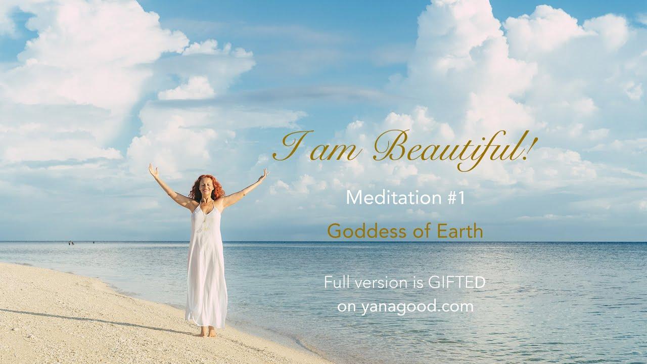 """""""I Am Beautiful!"""" Meditation #1 - YouTube"""