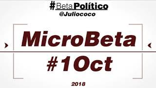 #Microbeta #1oct Agenda