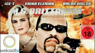 M.S. BRITTANICA - Terroristen auf dem Kreuzfahrtschiff (Thriller/Actionfilme auf Deutsch)