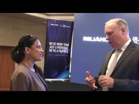 In Conversation with Mr Bill Barney | Ceo, Reliance Communication