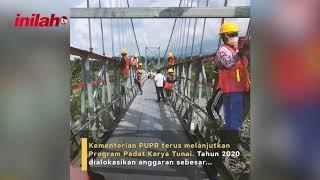 PUPR Targetkan Serap 28.987 Tenaga Kerja Dari Program Padat Karya Pemeliharaan Jalan dan Jembatan - inilah.com
