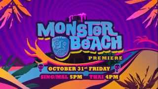 monster beach - tune-in promo (premieres on friday 31st october, 5pm)