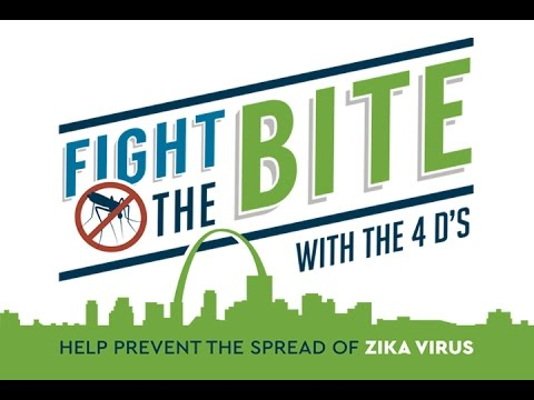 STL LIVE - Zika Prevention/Department of Health - 1 of 2