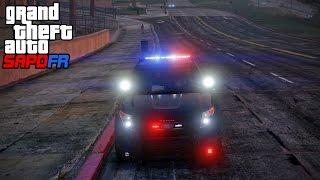 GTA SAPDFR - DOJ 91 - Armed Robbery in Progress (Law Enforcement)