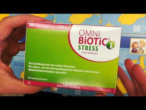 Omni Biotic Stress | Омни Биотик Таблетки от стресса - DiskontShop TV