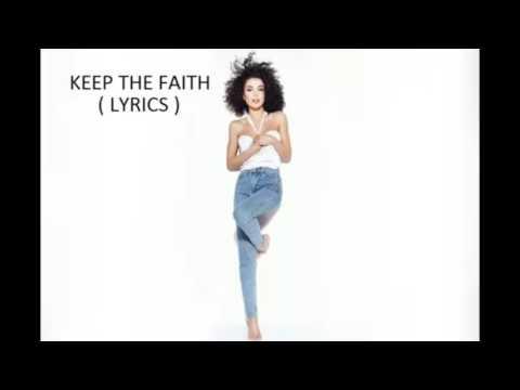 Tako Gachechiladze - Keep the Faith (Georgia 2017) Karaoke