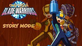Onimusha Blade Warriors Story Mode With MegaMan.EXE