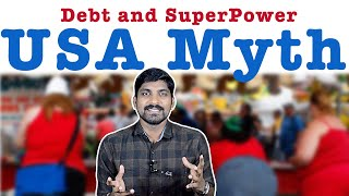 5 MYTHS About USA | Tamil Pokkisham | Vicky | TP