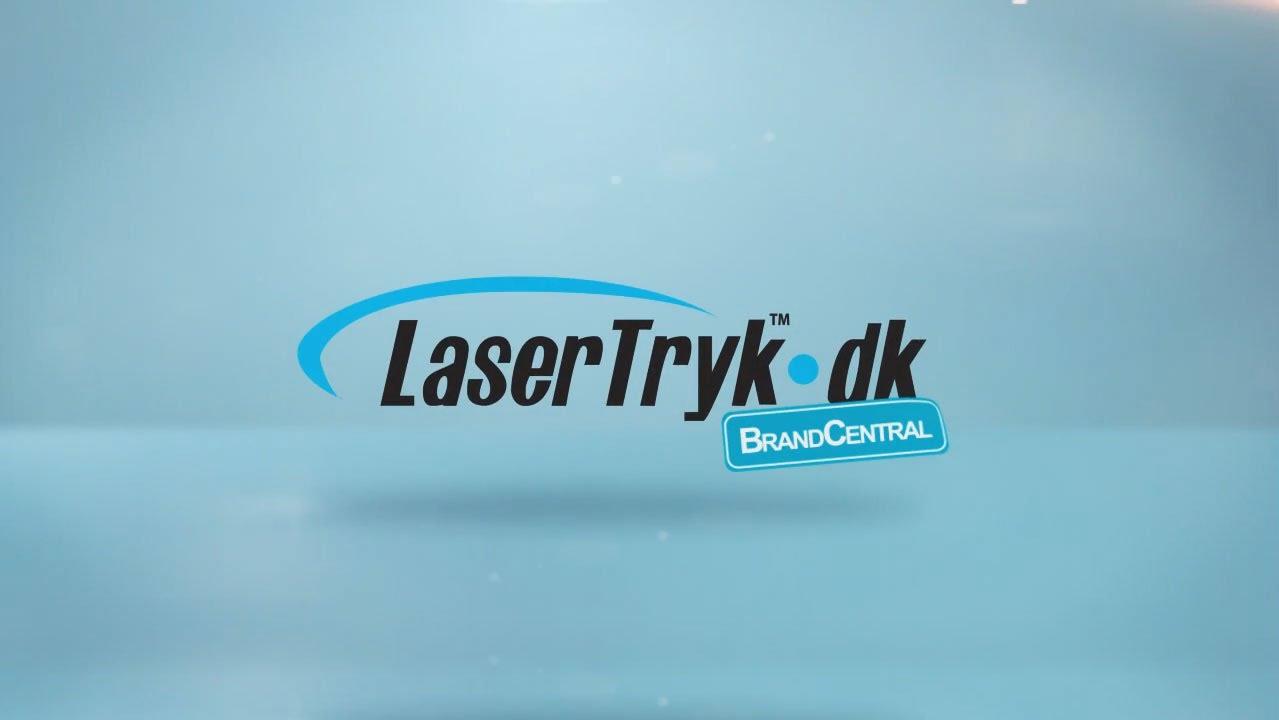 LaserTryk BrandCentral - YouTube