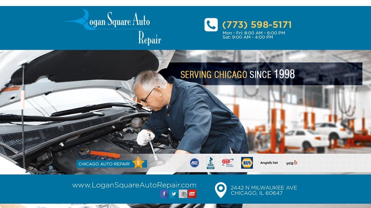Auto Repair Chicago >> Logan Square Auto Repair In Chicago Auto Repair Reviews In Chicago Incredible