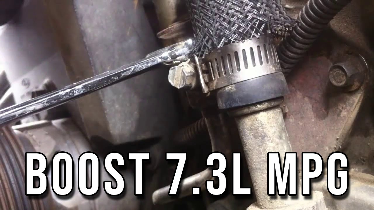 How To Remove And Repair Fuel Bowl 73l Powerstroke Youtube
