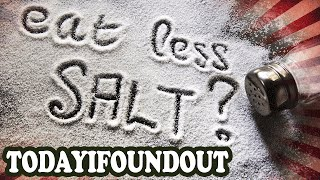 Is Salt Actually Bad for You?