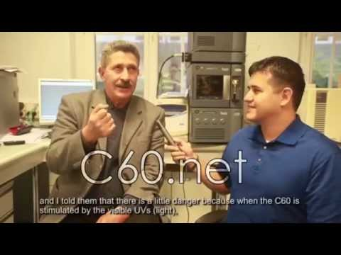Living Longer - C60 Olive Oil Interview with Fathi Moussa - C60oo Longevity study