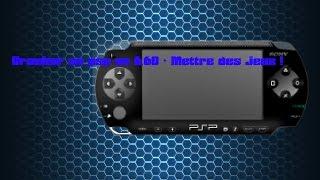 Cracker sa PSP en 6.60 + Mettre des jeux