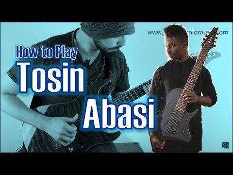 Tosin Abasi's Double Thump Technique