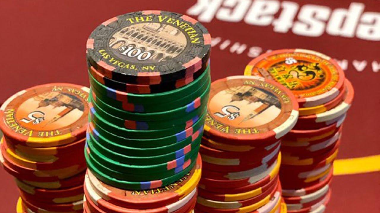 Risking My Life To Play Poker In Las Vegas Youtube