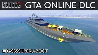 Livestream ~ GTA Online Super Yacht DLC! ~ Dutch / Nederlands