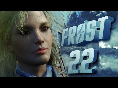 """Fallout 4: Frost - Permadeath   Ep 22 """"Stanger in the Night"""""""