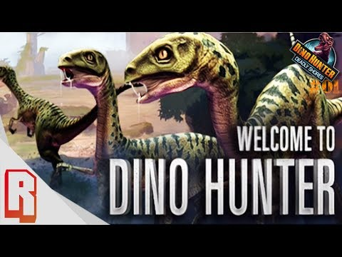 DINO HUNTER | Prima Regione Pericolosa! #01 [Gameplay Ita]
