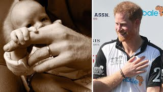 Prince Harry and Meghan Markle Share Sweet Photo of Baby Archie's Face in Honor of Father's Day