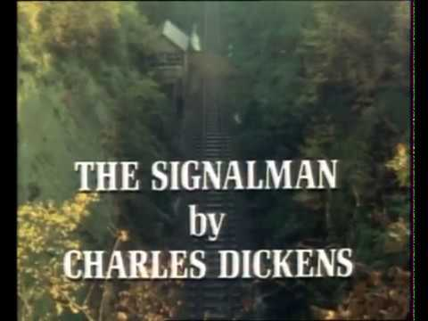 The Signalman - Charles Dickens BBC GHOST STORY FOR CHRISTMAS 1976