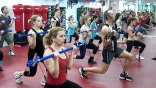 Gymstick Muscle by Lux Health Club - Aulas de Lançamento