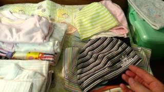 Мои фавориты в детской одежде. Как правильно выбрать размер. (Carters, MotherCare  и др.)