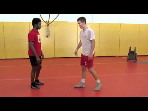Chris Prickett Technique Session: Underhook Defense - Head Position