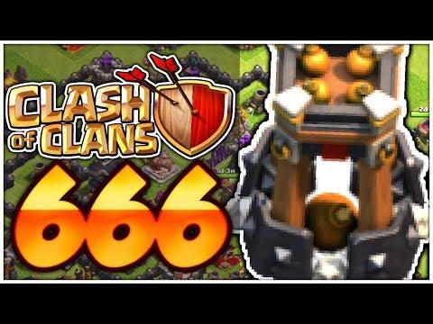 Clash Of Clans Part 666: BOMBENTURM Auf Level 3 Verbessern!