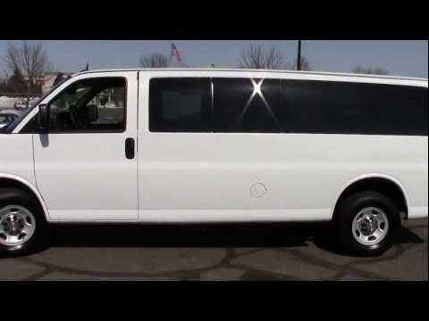 2012 Chevrolet Express Passenger Van