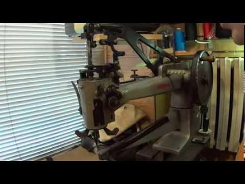 Ручная швейная машинка - YouTube