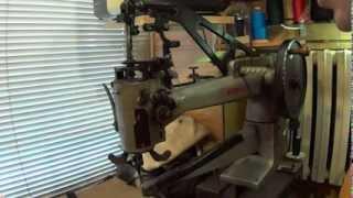 Инструмент для ремонта обуви. Швейная машинка TEXTIMA.