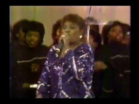 Shirley Caesar - I'll Say Yes Lord Yes