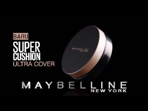 Maybelline NEW Super Cushion Ultra Cover