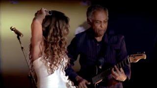 Elba Ramalho e Gilberto Gil: Na base da chinela/ Qui nem jiló/ Baião