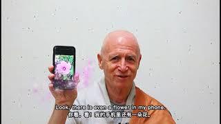 大峰禅师呼吁《禅行天下·Zenlog》微视频原创奖_20211010