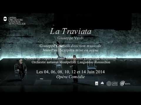 La Traviata, mise en scène Jean-Paul Scarpitta